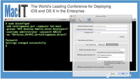 Access Directory Services from the Command Line - Slide 22