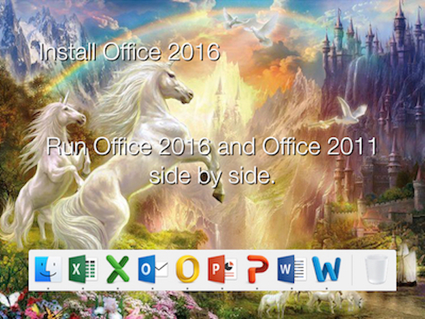 Administering Office 2016 for Mac - Slide 16.001