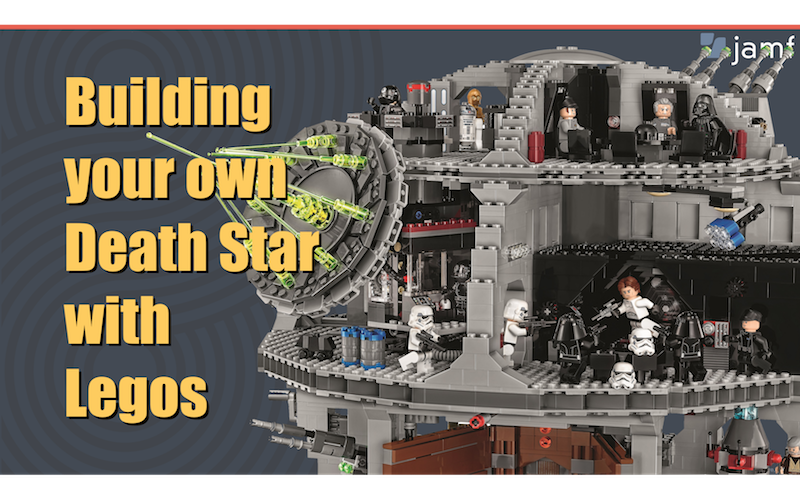 Building your own Death Star with Legos